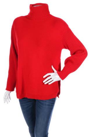 Пуловер с поло яка Boohoo