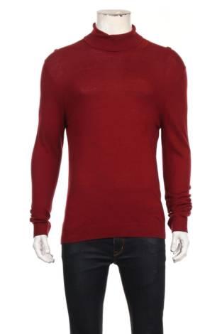 Пуловер с поло яка S.OLIVER
