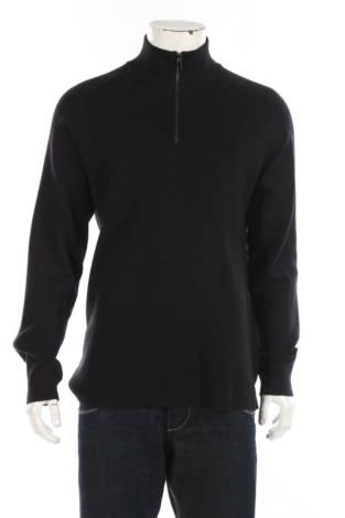 Пуловер с поло яка INC