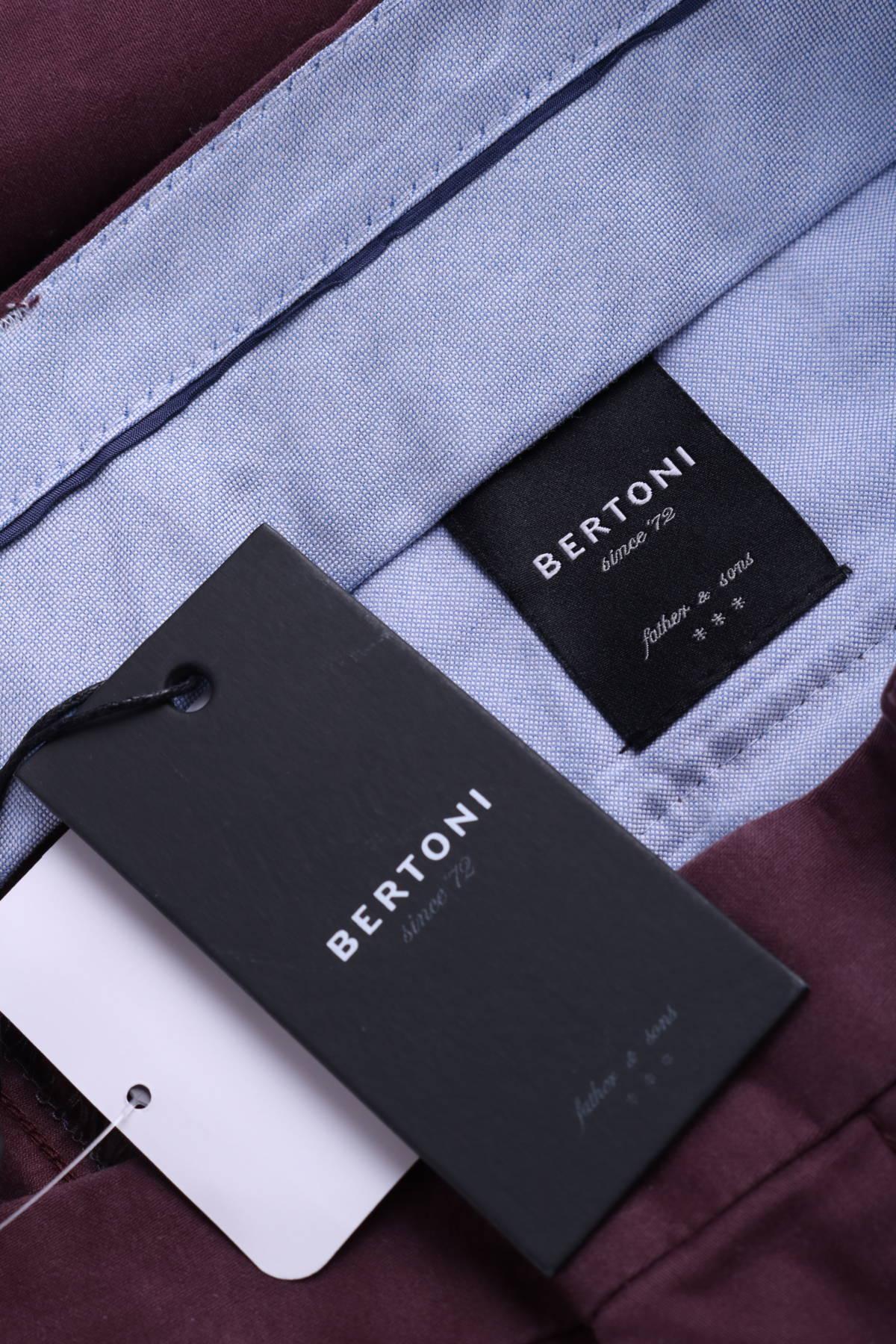 Панталон BERTONI4