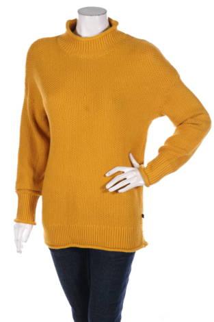 Пуловер с поло яка Q/S DESIGNED BY S.OLIVER