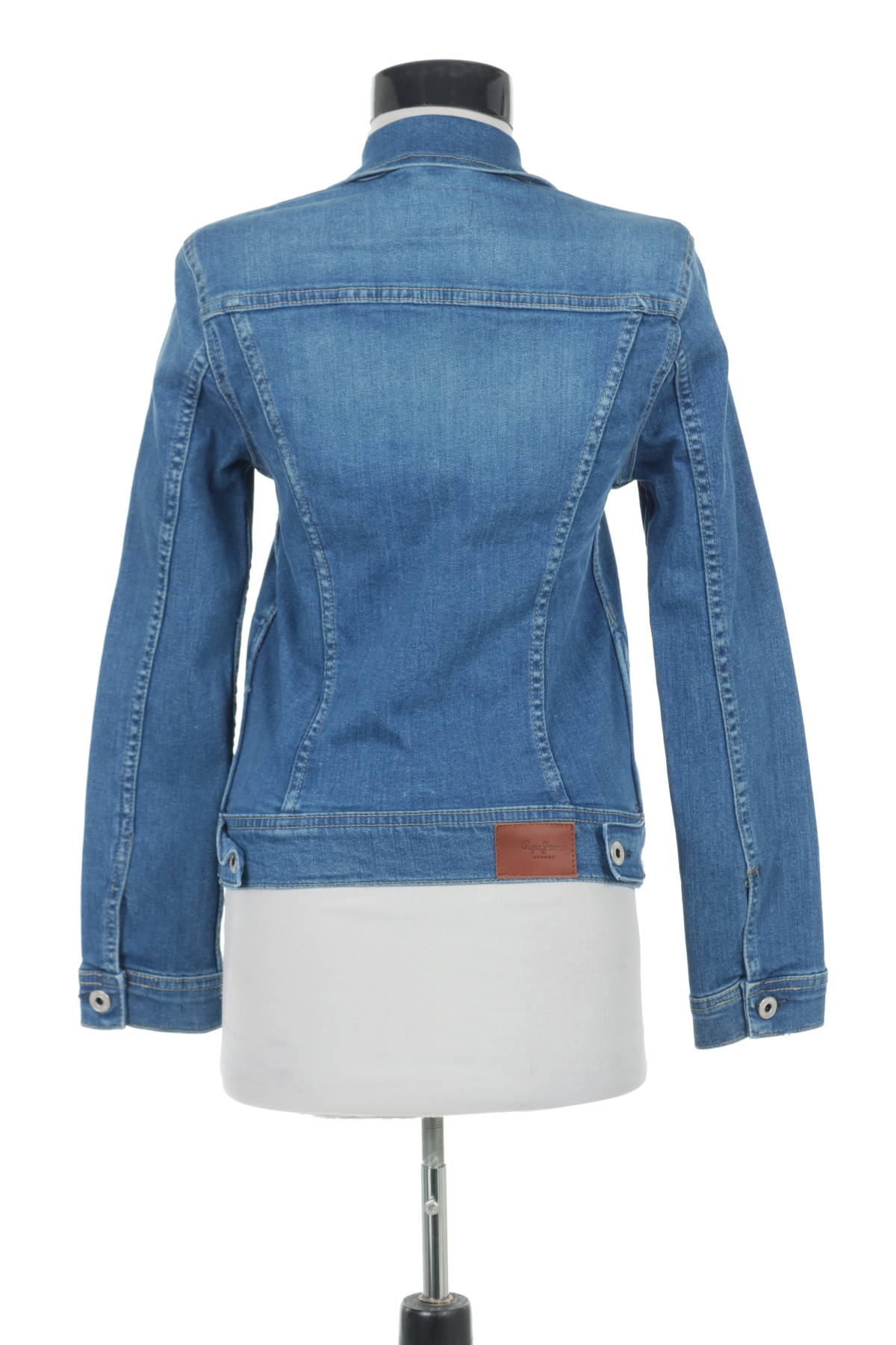 Дънково яке Pepe Jeans2