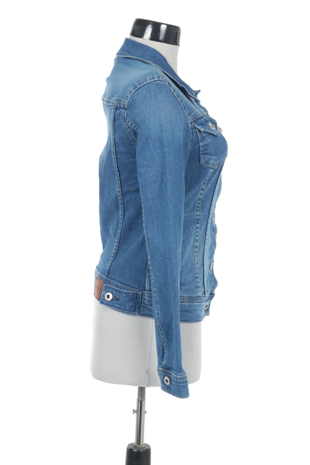 Дънково яке Pepe Jeans3
