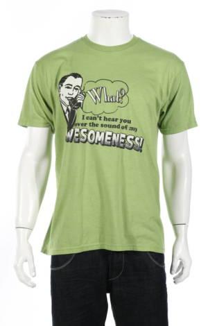 Тениска с щампа Savvy