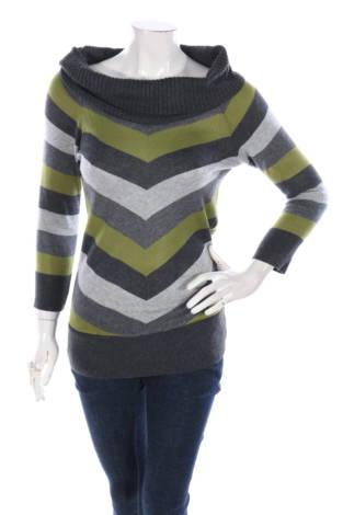Пуловер с поло яка Iz Byer