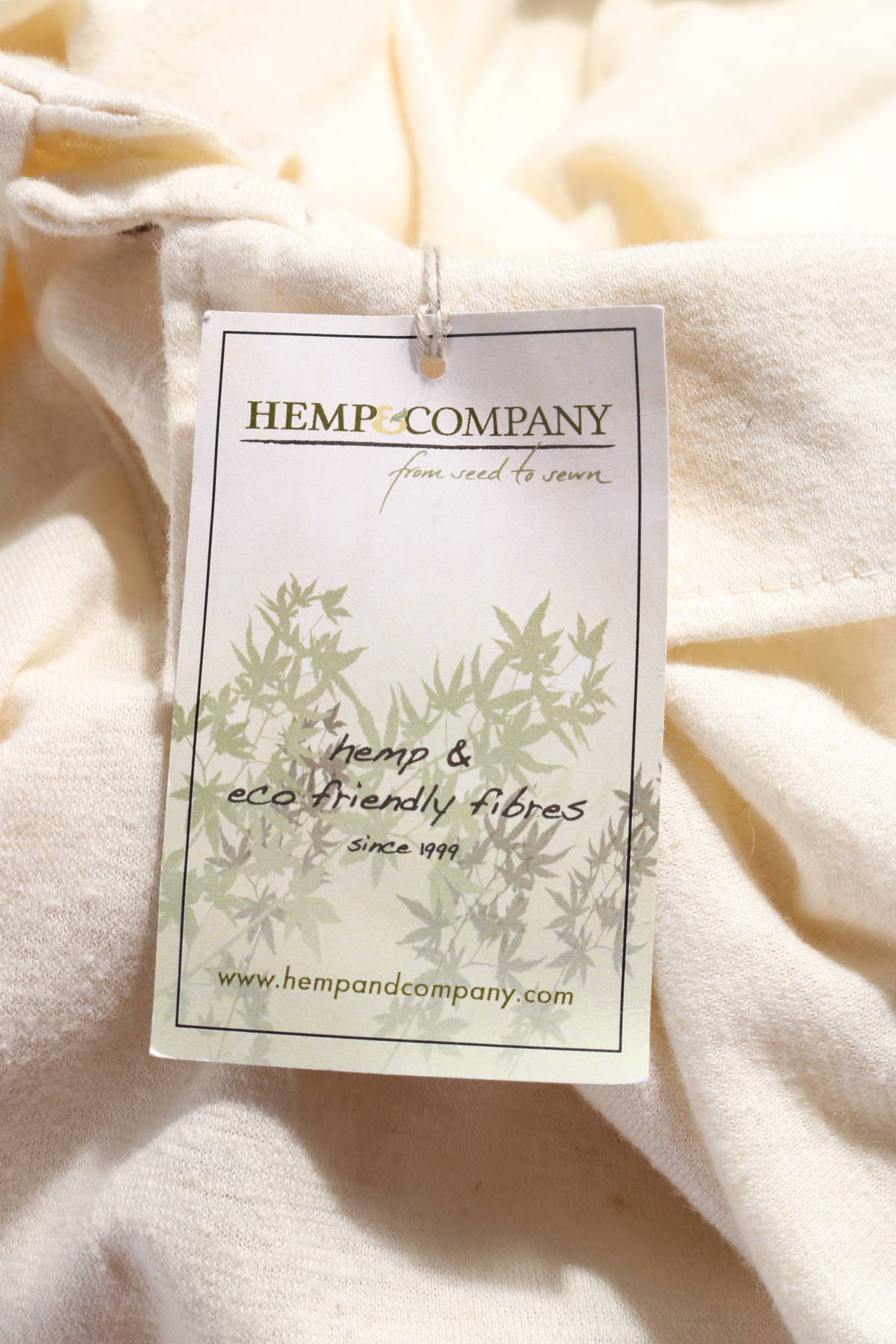 Блуза HEMP & COMPANY3