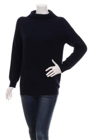 Пуловер с поло яка PERFECT CASHMERE