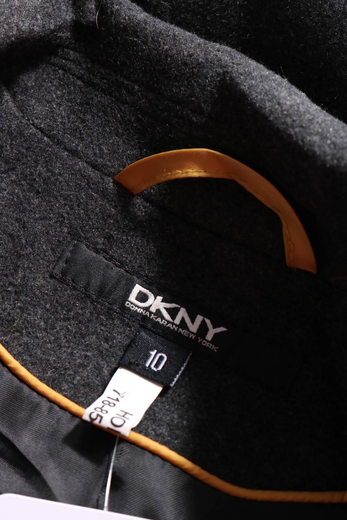 Зимно палто Dkny3