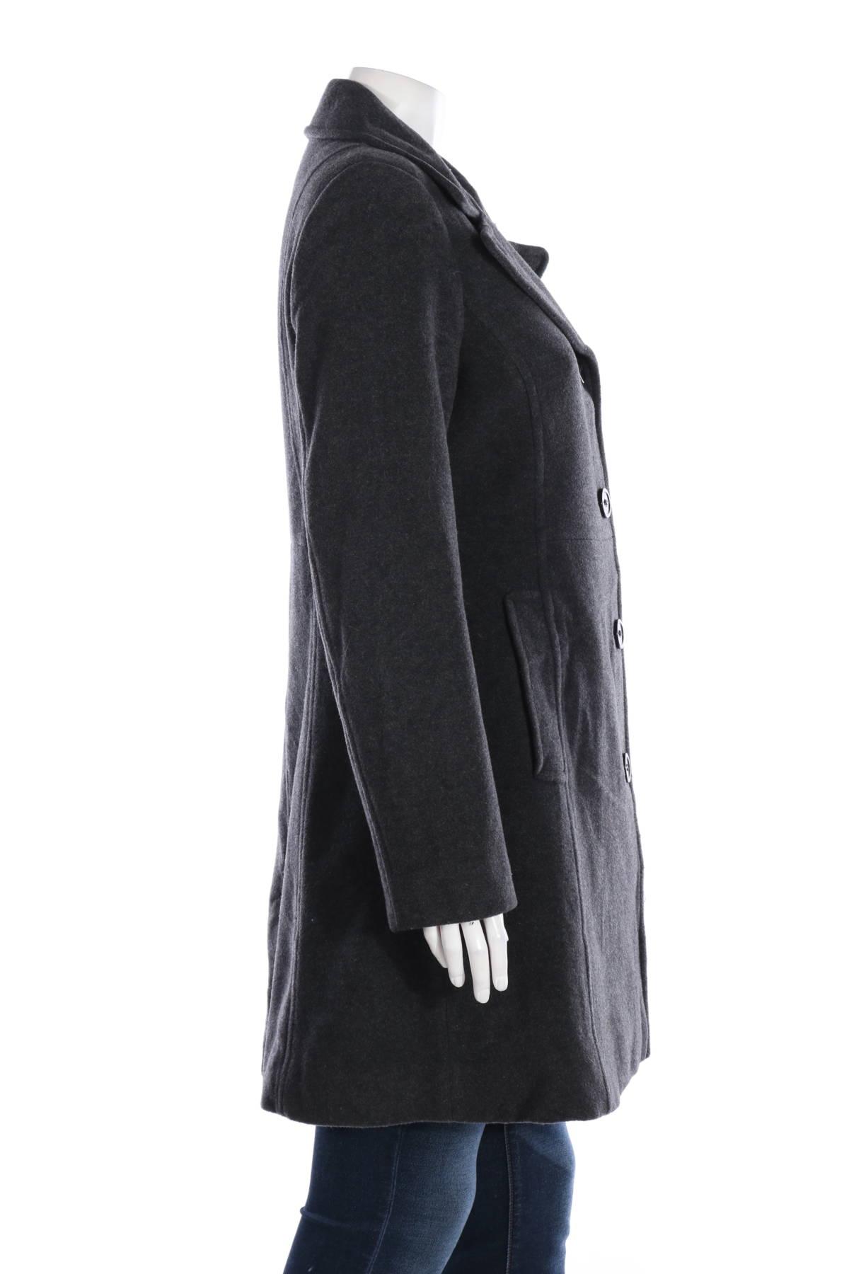 Зимно палто Dkny4