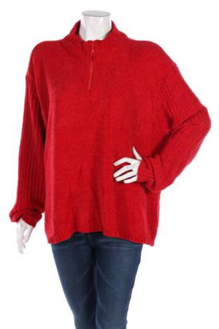 Пуловер с поло яка Classic Elements Woman