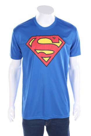 Тениска с щампа Superman