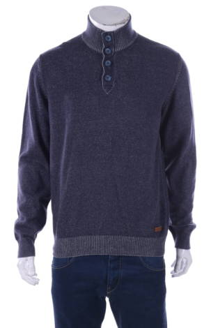 Пуловер с поло яка CHARLES VOGELE
