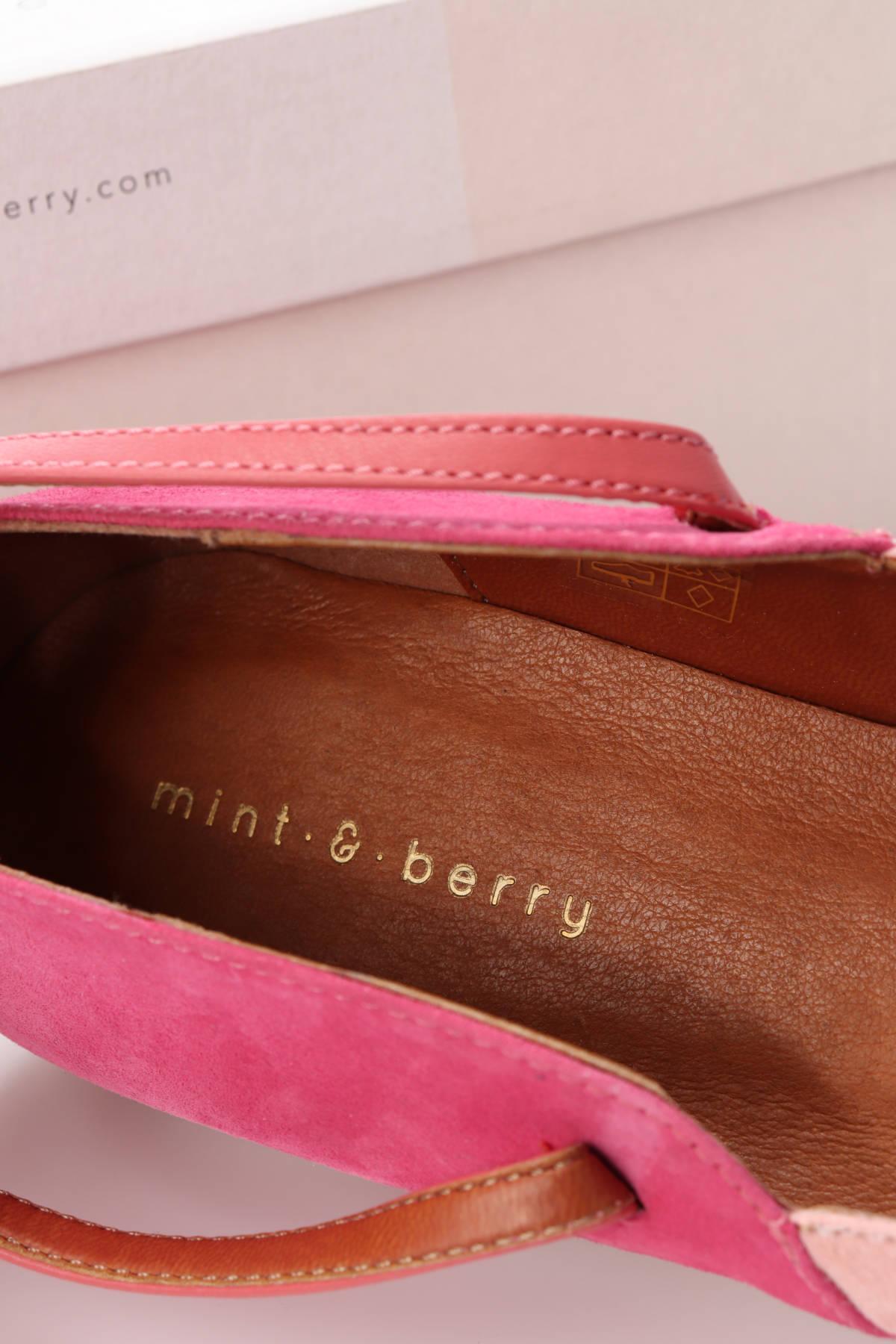 Ниски обувки MINT & BERRY4