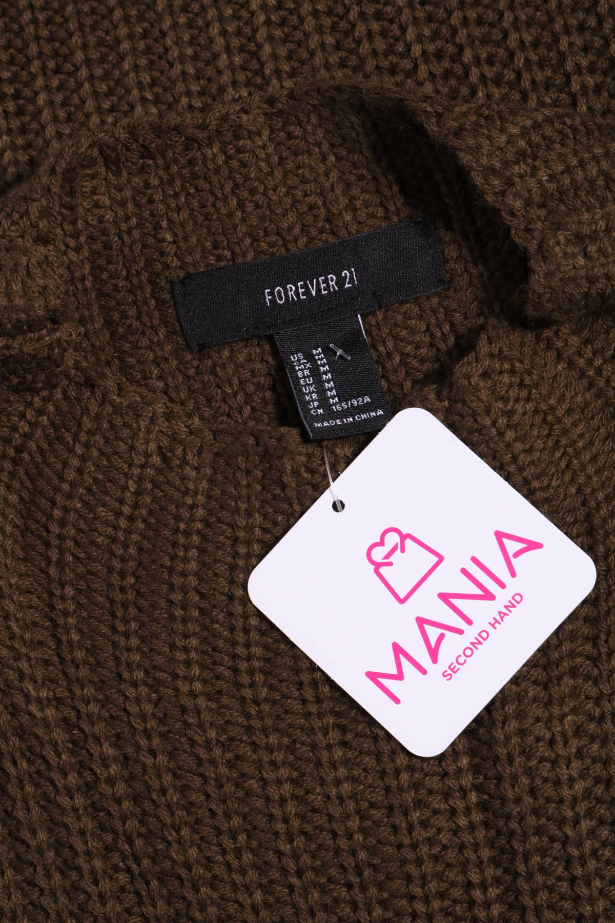 Пуловер FOREVER 213