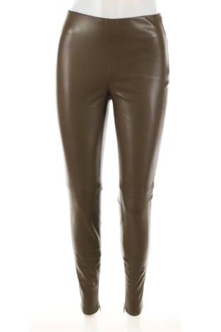 Кожен панталон Zara