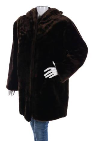 Палто с косъм CITE