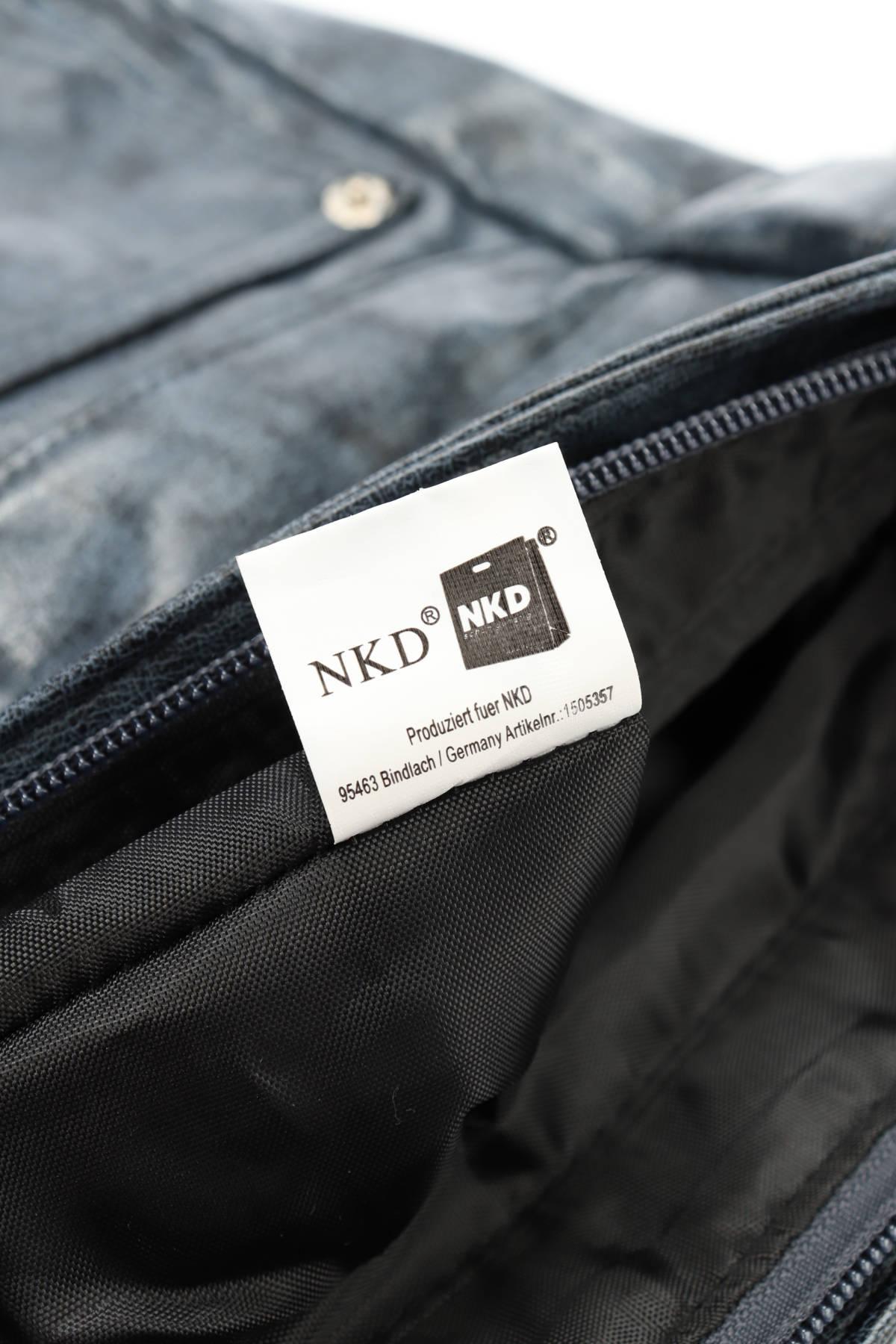 Кожена чанта NKD4