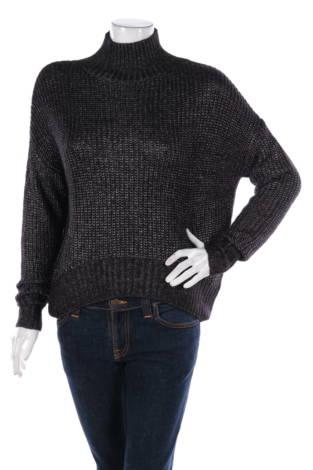 Пуловер с поло яка Review