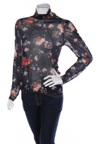 Блуза с поло яка Nly Trend