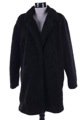 Палто с косъм Only