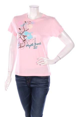Тениска с щампа Bella