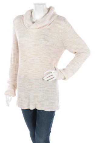 Пуловер с поло яка Dana Buchman