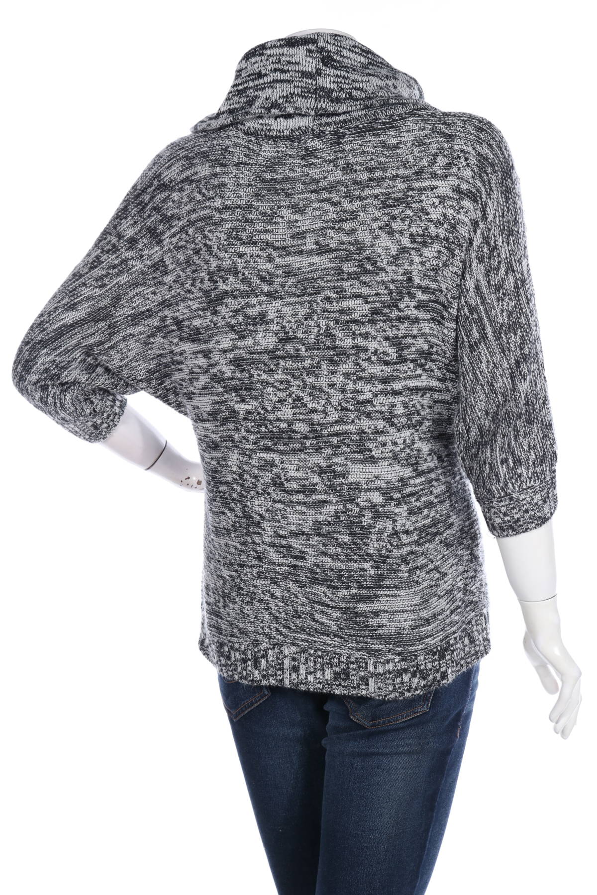 Пуловер с поло яка NEW YORK & COMPANY2