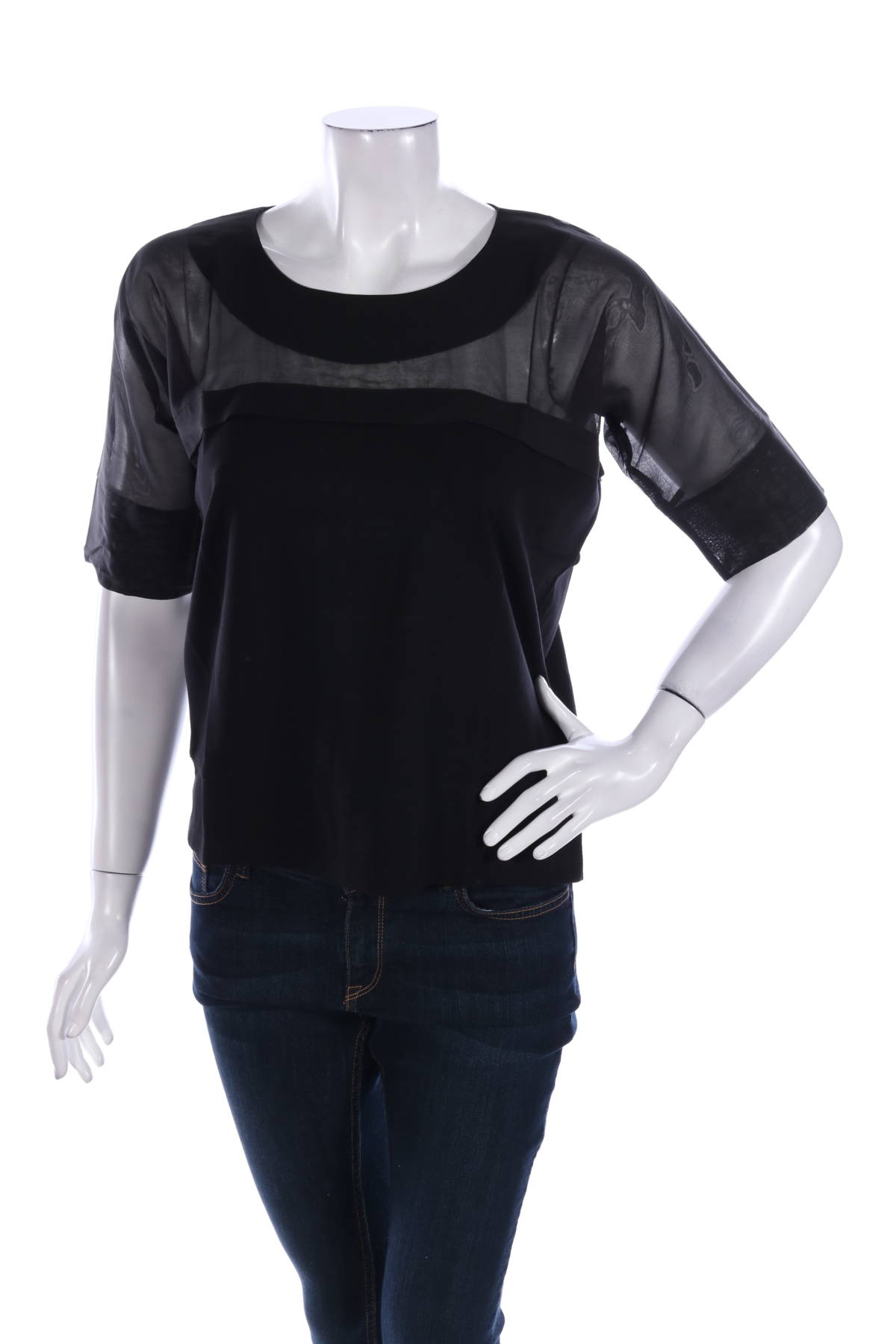 Блуза Adidas SLVR1