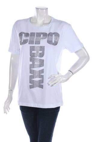 Тениска с щампа Cipo & Baxx