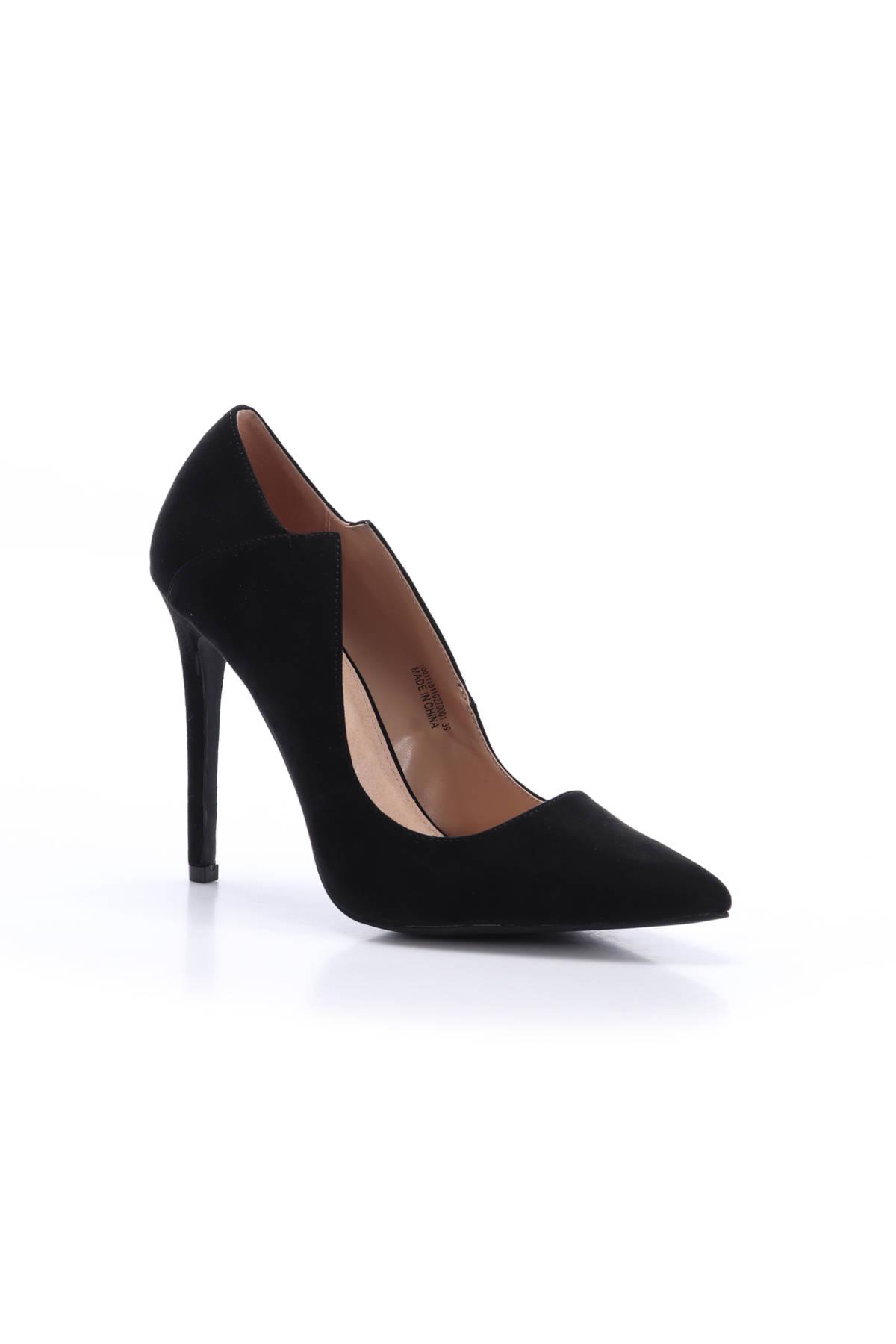 Обувки на ток Lost ink1