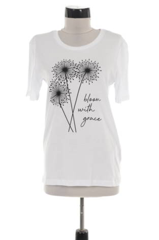 Тениска с щампа ANNA FIELD
