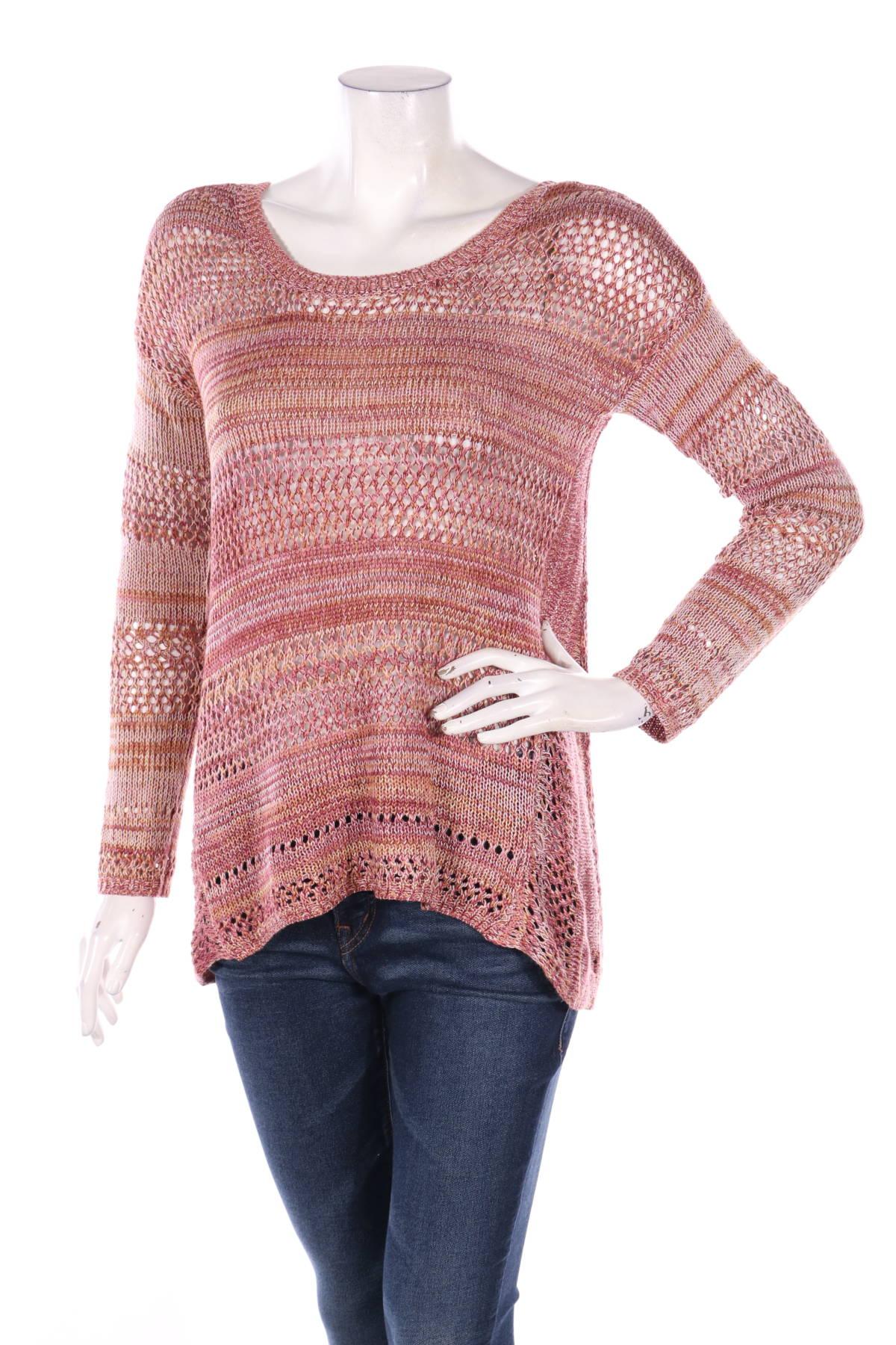 Пуловер PINK ROSE1