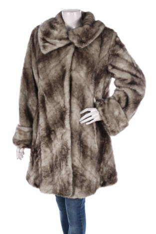 Палто с косъм Jones New York