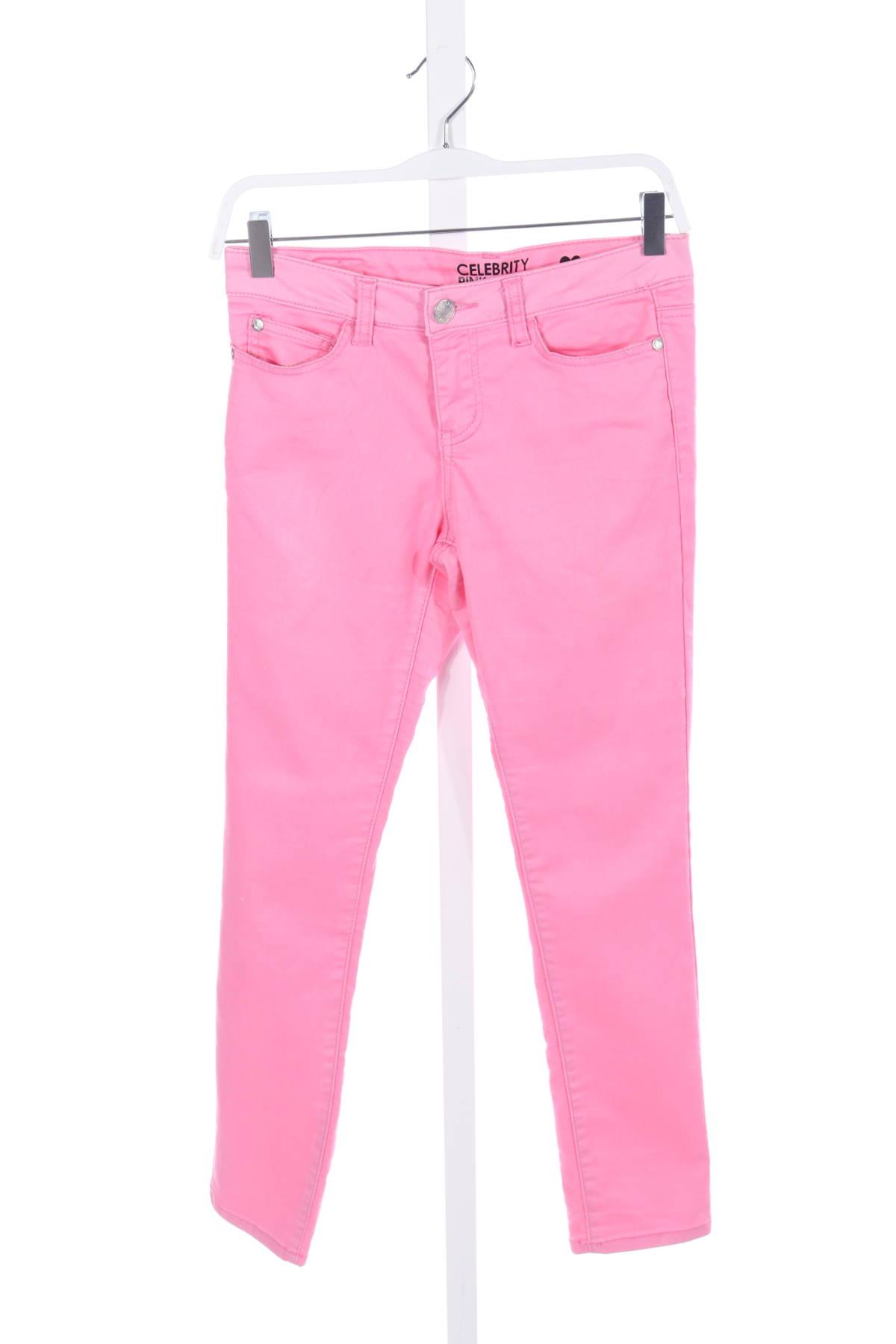 Детски дънки Celebrity Pink1
