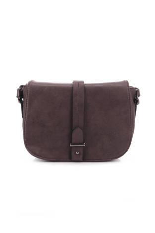 Кожена чанта Duffy