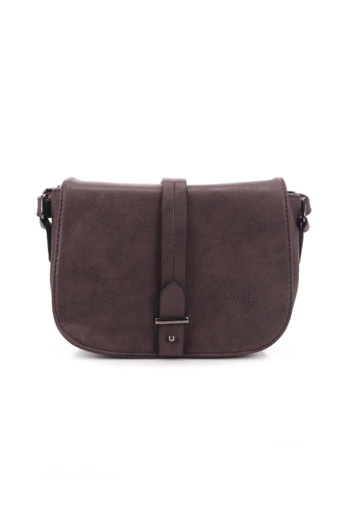 Кожена чанта DUFFY1