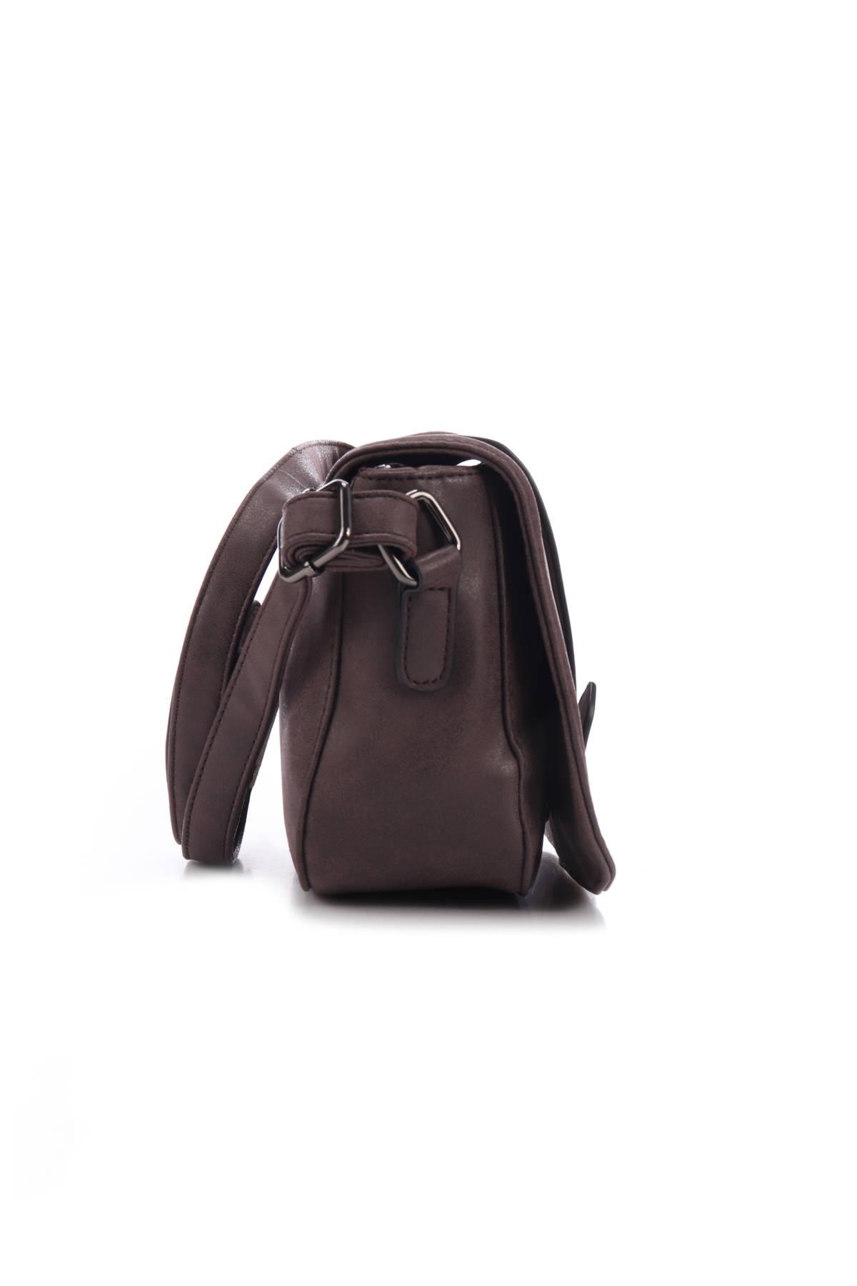 Кожена чанта DUFFY3