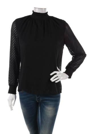 Блуза с поло яка Only