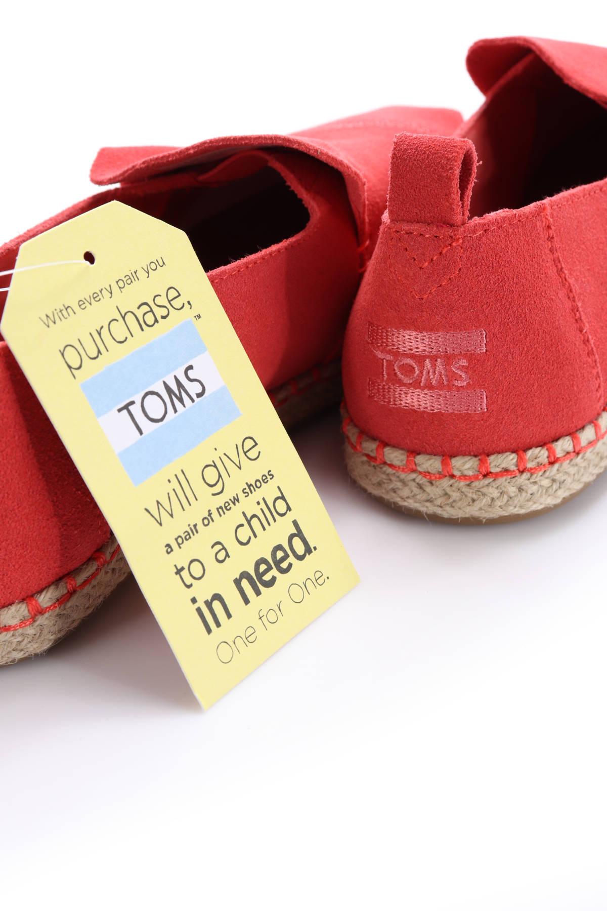 Ниски обувки TOMS4
