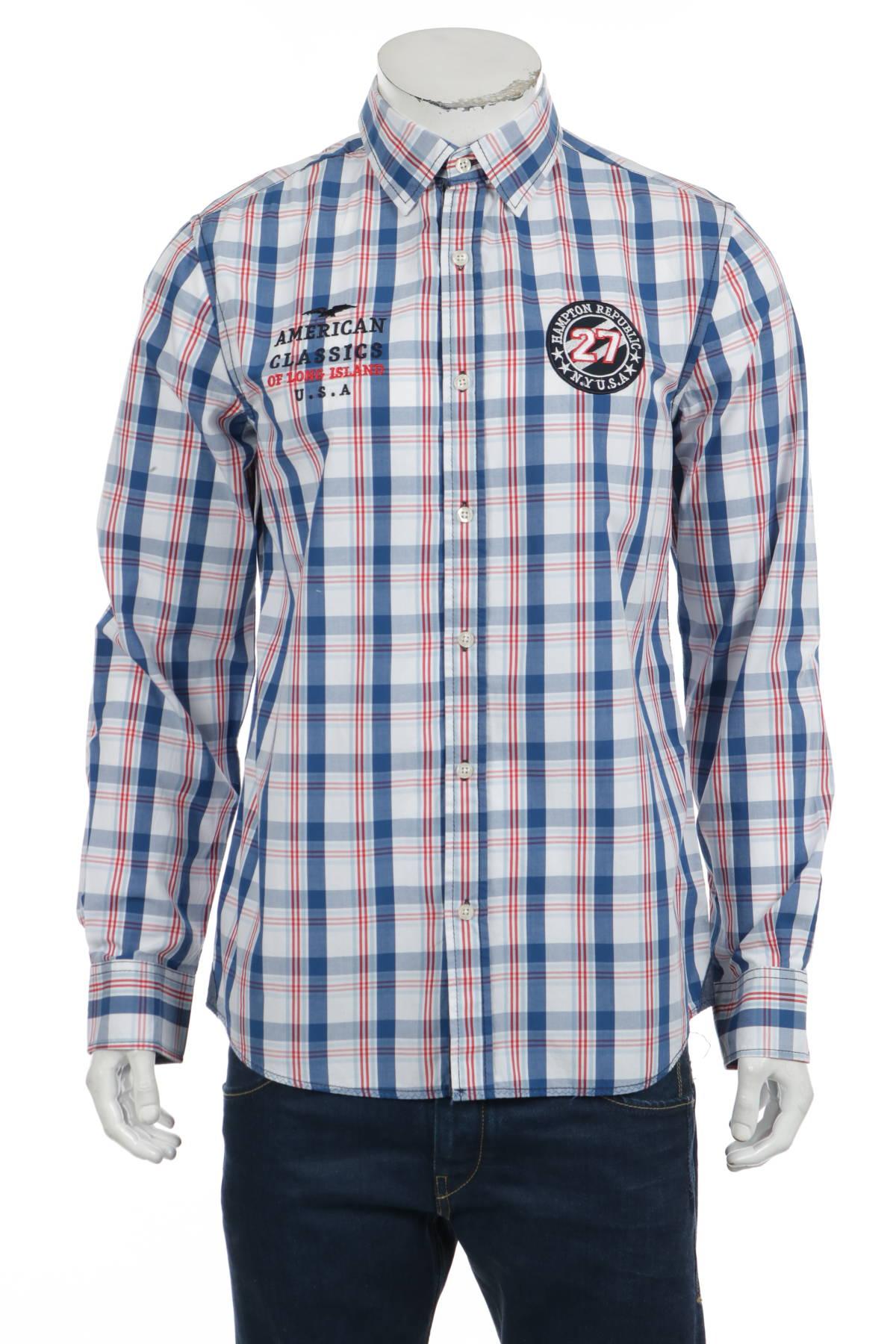 Спортно-елегантна риза HAMPTON REPUBLIC1