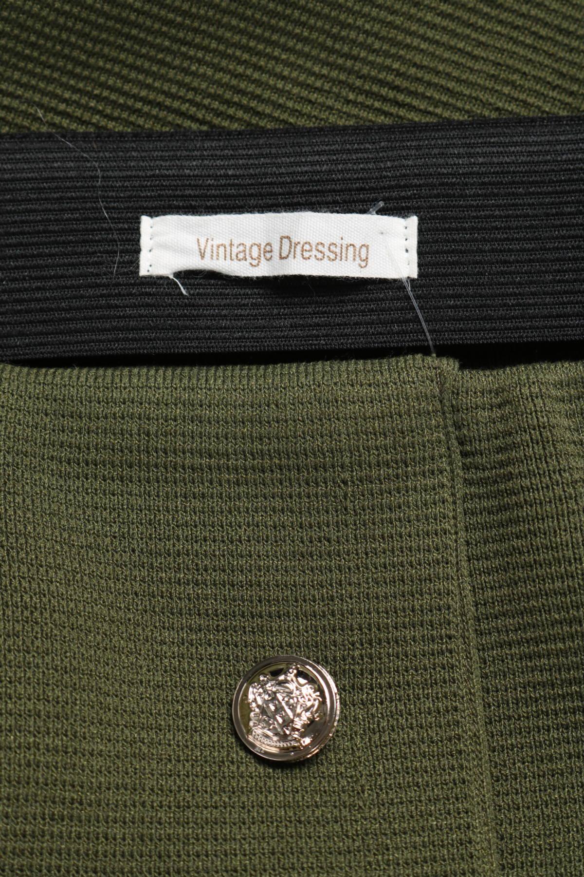 Пола Vintage Dressing3