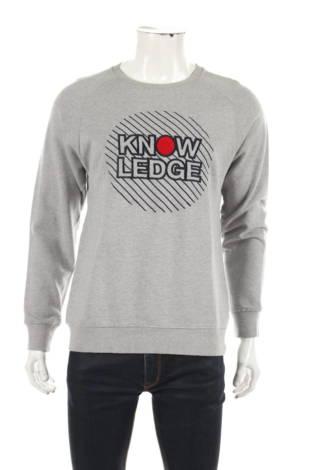 Спортна блуза KNOWLEDGE COTTON APPAREL
