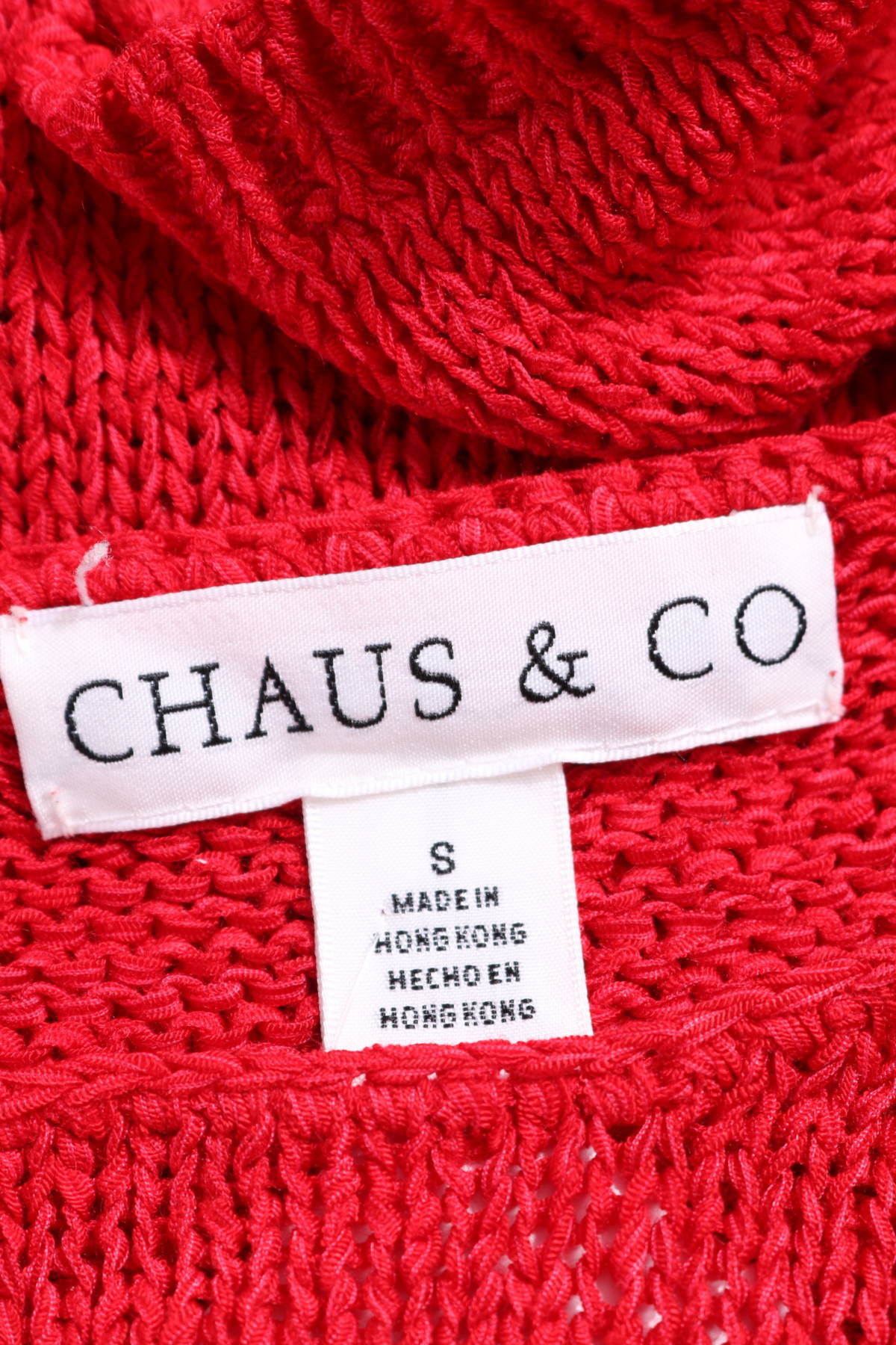 Пуловер CHAUS&CO3
