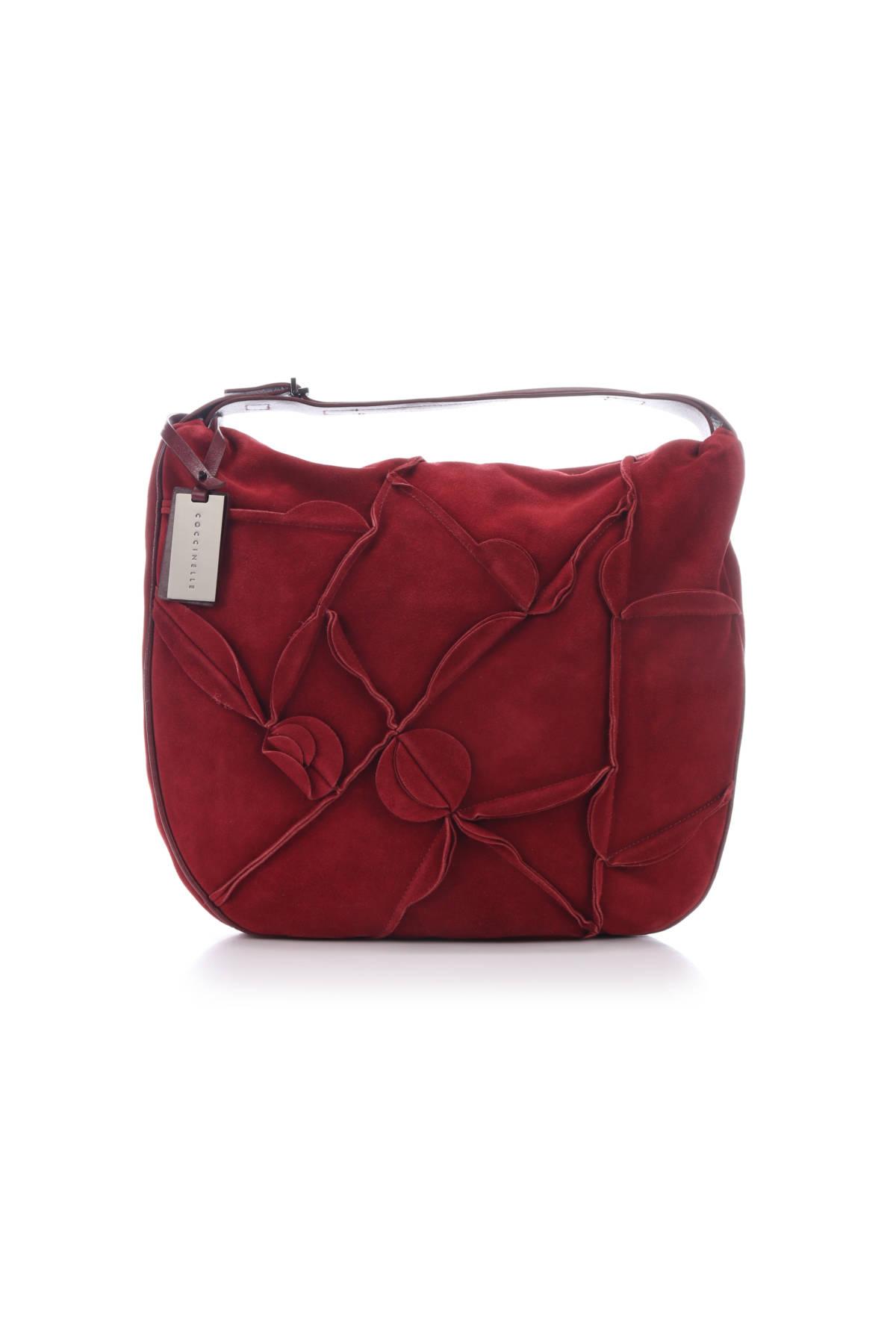 Кожена чанта COCCINELLE1