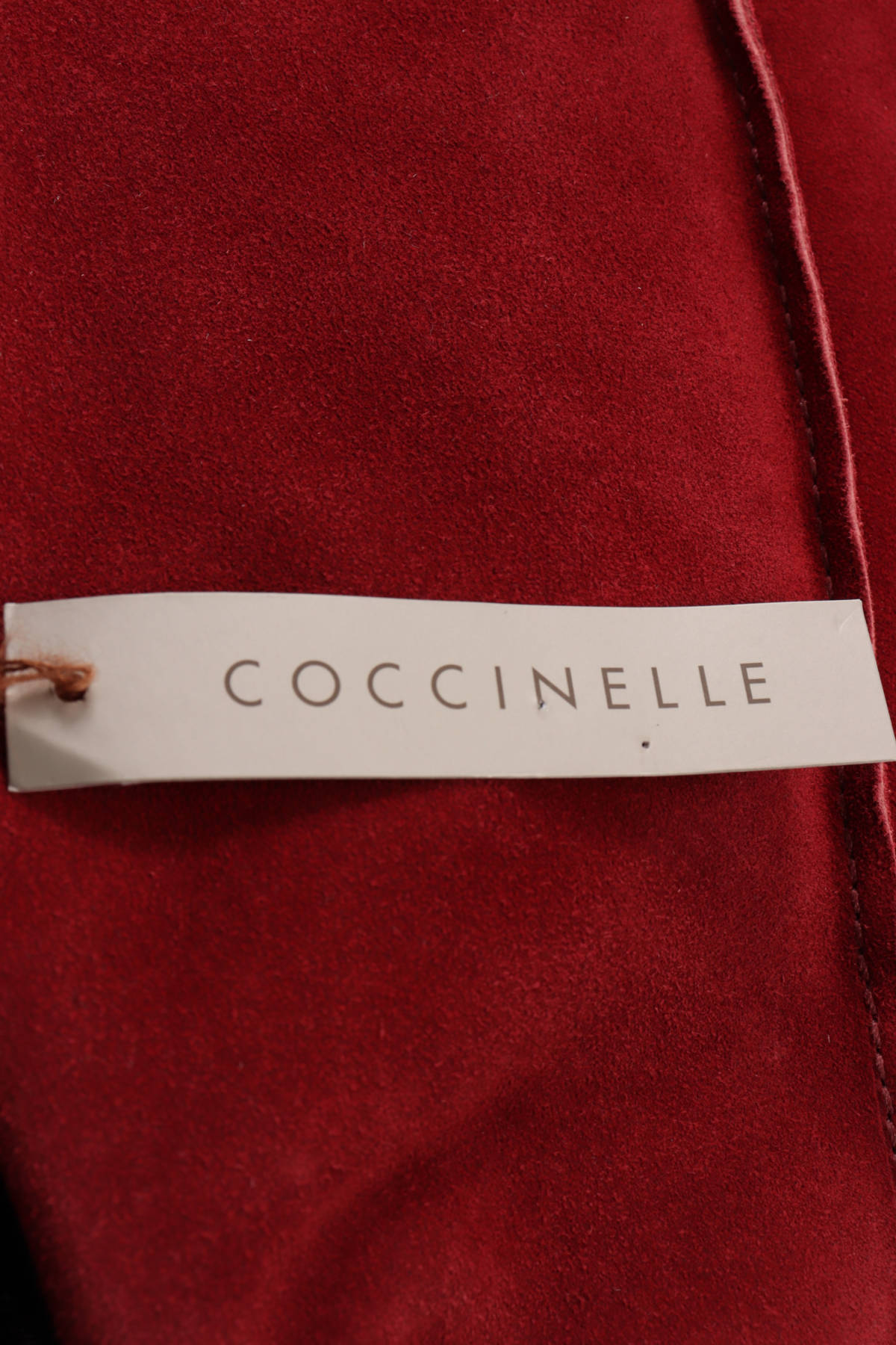Кожена чанта COCCINELLE4