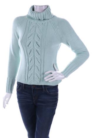 Пуловер с поло яка LOFT BY ANN TAYLOR