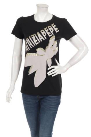 Тениска с щампа PATRIZIA PEPE