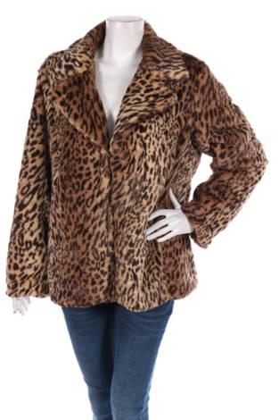Палто с косъм Ellen Tracy