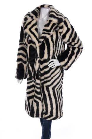 Палто с косъм Ivyrevel