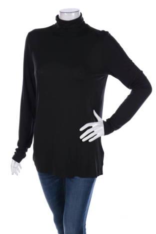 Блуза с поло яка Tom Tailor